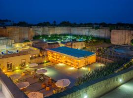 Cave Bianche Hotel