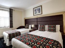 The Best Western Imperial Hotel, Fort William
