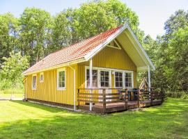 Ferienhaus mit Terrasse und Kamin - D 048.002B, Krakow am See