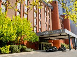 Croydon Park Hotel London, Kroidona