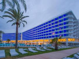Hotel The New Algarb, Playa d'en Bossa