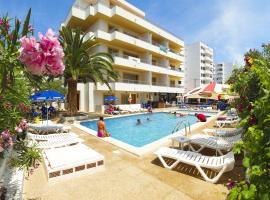 Apartamentos Bon Sol - Los Rosales, Playa d'en Bossa