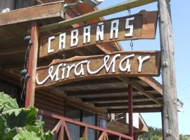Cabañas MiraMar, Puerto Saavedra