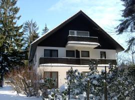 Haus Hirschmann, Hahnenklee-Bockswiese
