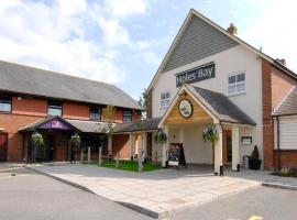 Premier Inn Poole Centre - Holes Bay, Pūla