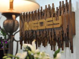 Medeu, Kostanay