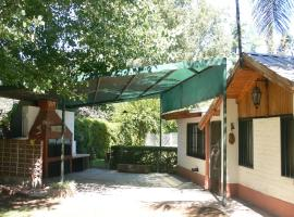 Villa Tinuviel, El Sauce