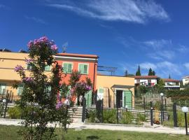 Residence Al Castello Vistamare, Diano Castello