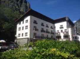 Hotel Ristorante Pession
