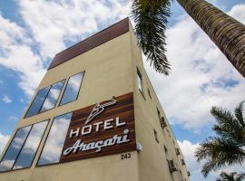 Hotel Araçari, Araçariguama