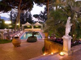 Park Hotel Villaferrata, Grottaferrata