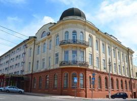 Spartak Hotel, Mariupol'