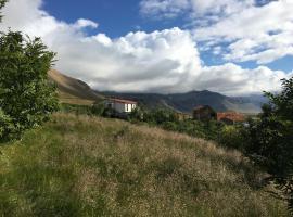 Öxl, Búðir