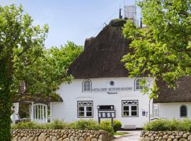 Landhaus Stricker, Tinnum
