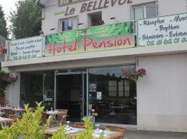 Le Bellevue Lisieux, Lisieux