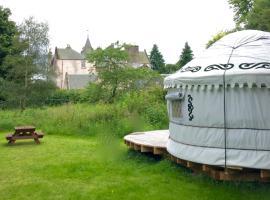 Bamff Ecotourism, Alyth