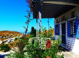 Villa Maria in Tinos - Eva House, Tripótamos