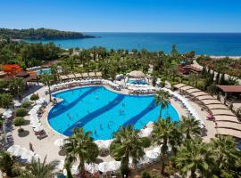 Saphir Resort&Spa, Okurcalar