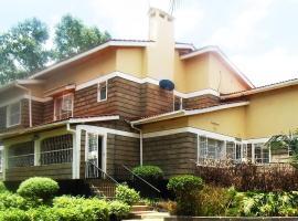 Villa Machakos Guest House & Conferencing, Machakos