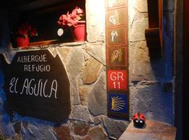 "Albergue ""El Aguila"", Candanchú"