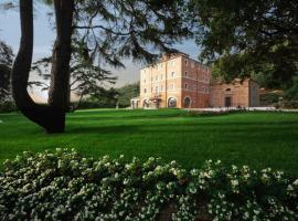 Villa Lattanzi, Marina Palmense