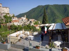 Albergo Cecchin, Balestrino