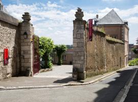 Hôtellerie Saint Yves