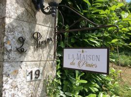 La Maison du Pinier, Breuil-Barret