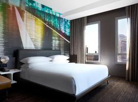 New York Marriott at the Brooklyn Bridge
