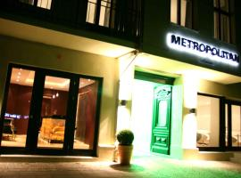 Metropolitan Hotel Berlin, Berlim