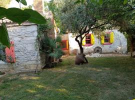 Taş Ev, Yenifoca