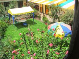 Casa Hospedaje Miraflores, Calca Cuzco, Calca