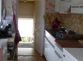 Villa MERLES ET PINSONS, Jullouville-les-Pins