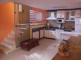 Casa Rural Apartamento El Chaveto, Herreros
