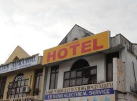 Nilai Budget Hotel, Nilai