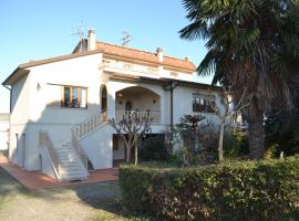 Villa Alberto, Calcinaia