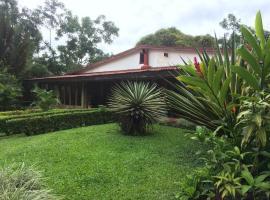 Casa Atirro, Atirro