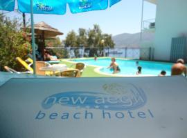 New Aegli Hotel, Poros