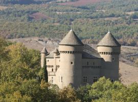 Chateau de Lugagnac, Rivière-sur-Tarn