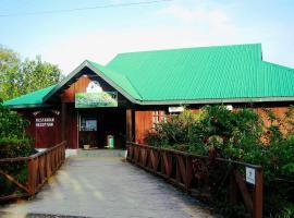 Sabah Tea Garden-Longhouses, Ranau