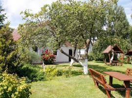 Guest home on Stepnaya street, Maloye Vasil'kovo