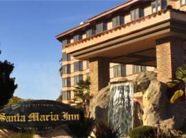 Historic Santa Maria Inn, Santa Maria