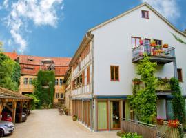 Ferienwohnung Im Bürgermeisterhaus, Bad Langensalza