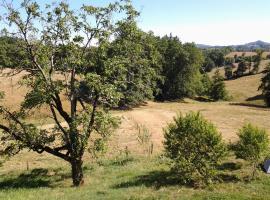 La Forêt du Burg, Saint-Cyr-la-Roche