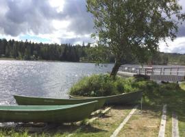 Salonsaaren Lomakylä, Vääksy