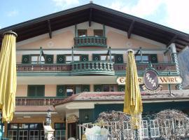 Hotel Einkehr Dorfgastein   Pension