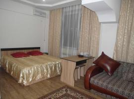 Kuze Hotel, Almaty