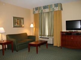 Hampton Inn & Suites El Paso West, Borderland