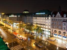 Hotel Apartments Wenceslas Square