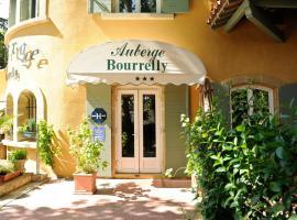 Auberge Bourrelly, Cabriès